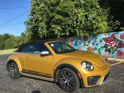 Car Review: 2017 Beetle Dune Convertible