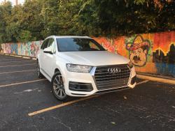 Premium SUV Review: 2017 Audi Q7