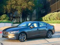 Midsize Sedan Reviews: Mazda6 and Lexus IS 350