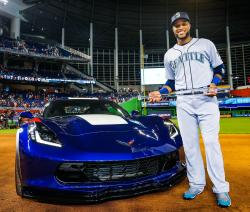 Canó Takes Home All-Star MVP Award and a Corvette