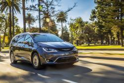 FCA Recalls Certain 2017 Pacifica Plug-in Hybrid Electric Vehicles