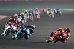 Marquez and Pedrosa Fourth and Fifth in Tricky Qatar Grand Prix