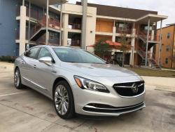 Car Review: 2017 Buick LaCrosse