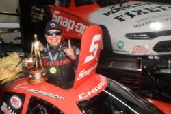 Pedregon Scores Thirty-Seventh Funny Car Victory