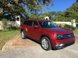 SUV Launch: 2018 Volkswagen Atlas