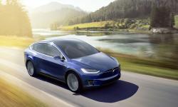 Tesla Recalls Certain 2016–2017 Model X Vehicles
