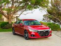 Hybrid Review: 2021 Honda Accord