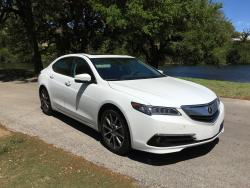 Car Review: 2017 Acura TLX