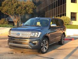 SUV Review: Ford Expedition