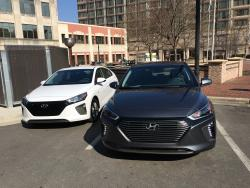 Vehicle Launch: 2017 Hyundai Ioniq Hybrid, Electric, and Plug-in Hybrid
