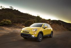 FCA Recalls Certain 2017 Fiat 500X Models