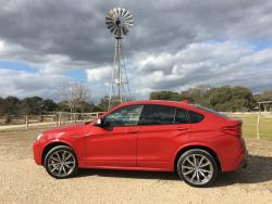 Car Review: 2017 BMW X4 M40i