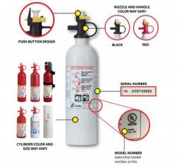 FCA Recalls Kidde Fire Extinguishers on Certain Models