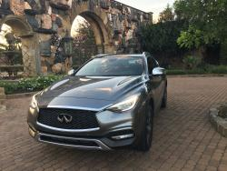 CUV Review: 2017 Infiniti QX30
