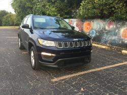 SUV Review: 2017 Jeep Compass Sport FWD