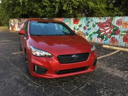 Car review: Subaru Impreza 2.0i Sport