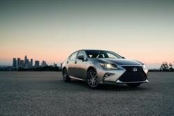 Lexus Recalls Certain 2017 ES 350 Sedans