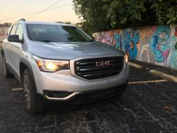SUV Review: 2017 GMC Acadia
