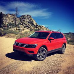 SUV Launch: 2018 Volkswagen Tiguan