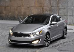 Kia Recalls Certain Optima, Sorento, and Sportage Models
